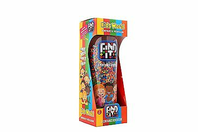 Paul Lamond Games Find It Kids World Playing Cards