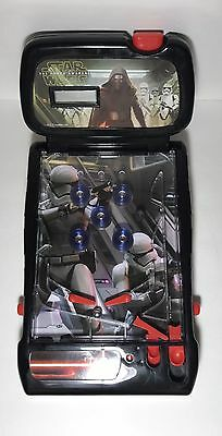 Pinball Machine Star Wars Awakens Tabletop Toy Table Game Kids ARCADE