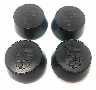 "Porsche 924 Alloy Wheel Centre Caps x 4 NEW Genuine Porsche to suit 14"" Alloy"