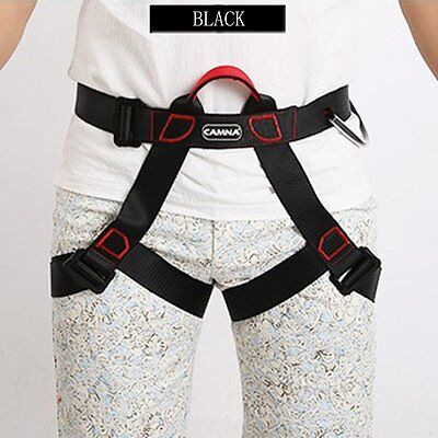 Seat Sitting Bust Belts For Outdoor Rock Harness Climbing Rappelling Equipment W