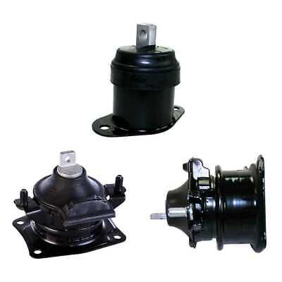 New Right, Front and Rear Engine Mount Package fits 2003-2005 Honda Accord