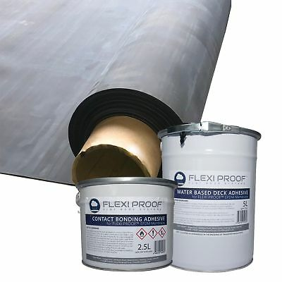 Epdm Rubber Roofing Membrane With Water Based And Contact Adhesive For Flat Roof