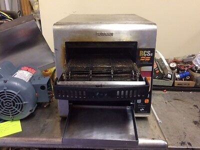 Star RCSe Comercial Rotary Toaster Over