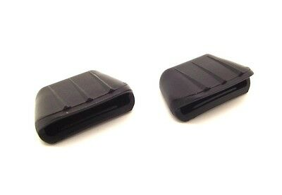 PORSCHE Boxster Boxter Hard Top Hardtop Lug Covers NEW