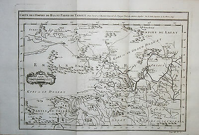 China and Tibet - Bellin 1746-53