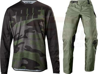 Shift MX Racing Recon R3con Pant & Jersey Combo Motocross OTB Trail MX ATV Dirt