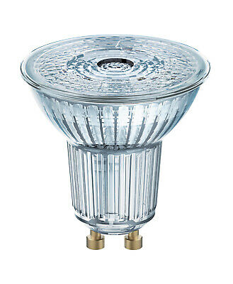 OSRAM LED SUPERSTAR PAR16 GU10 4,5W=35W 230lm warm white 2700K dimmable 90Ra 1er
