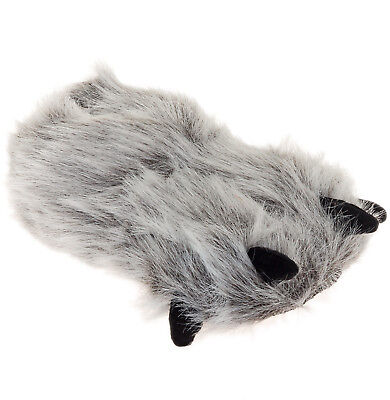 Plush Bear Paw Slippers Footwear Halloween Costume Accessory