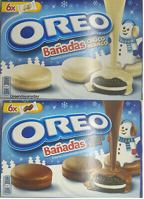 Oreo Cookies Covered Black or White Chocolate Variations FREE SHIPPING