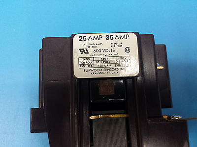 RELAY ELECTROMAGNETIC , HOBART , # 346466 , 600 volts