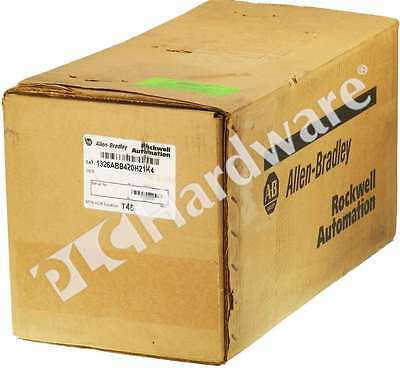 New Sealed Allen Bradley 1326AB-B420H-21-K4 /A AC Servo Motor 460V/5.1NM 6000RPM