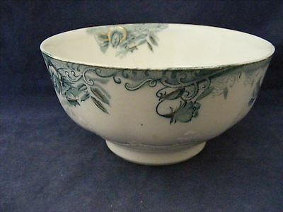 """J G Meakin Hanley England Sweet Pea Soup Bowl 6"""" x 3""""  Good Condition"""