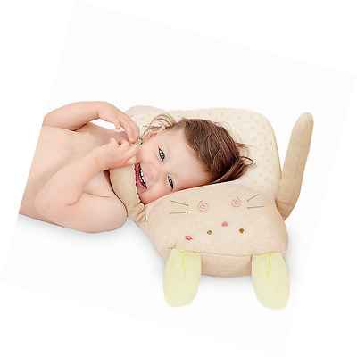 Syshion 100% Organic Cotton Toddler Baby Pillow toy (Cuddly Rabbit ) From Newbor