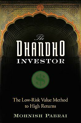 The Dhandho Investor NEW BOOK!!