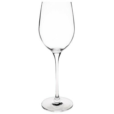 6X Olympia Crystal Campana Wine Glass 500ml 17oz Cocktail Drink Restaurant Home