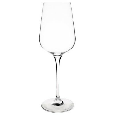 6X Olympia Crystal Claro Wine Glass 540ml 19oz Cocktail Drink Restaurant Home