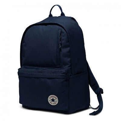 Converse Go Backpack Unisex Bags Navy