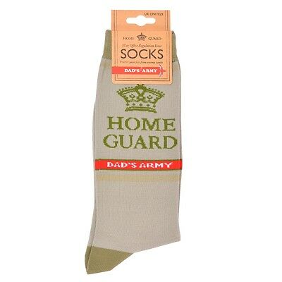 Dad's Army Gift  Men's Socks Home Guard Dads Army
