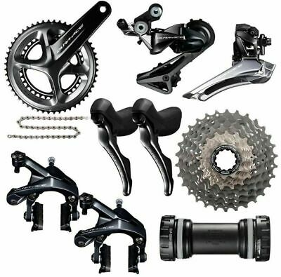Shimano Dura-Ace R9100 Road Bike Groupset 2x11 50-34T 172.5mm