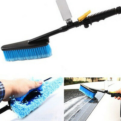 Car Soft Wash Brush Hose Adapter Vehicle Truck Cleaning Water Cleaner Car Care