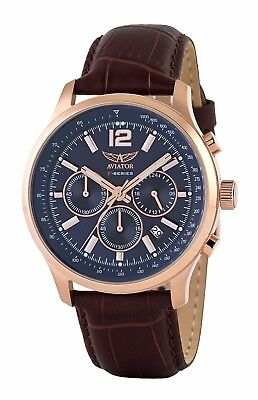 AVIATOR AVW1812G238 Chronograph Men's Watch