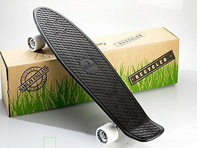 "Recycled Mini Cruiser Complete 27"" Nickel Board Skateboard Ridge 69cm"