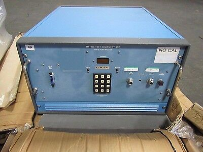 Matrix Test Equipment AFS-12 Filter Selector AFS-12WB
