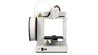 TierTime UP Plus2 3D Printer quality/reliability compared to industrial printer
