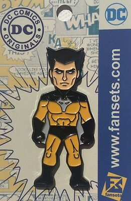 DC Comics Legion of Super Heroes Timber Wolf Collectors Pin Licensed FanSets