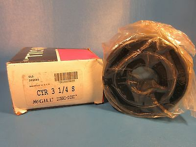 McGill CYR 3 1/4S Cam Yoke Roller; Needle Bearing Type, CYR3-1/4S (Torrington)