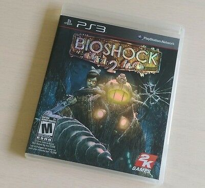 BioShock 2 (PlayStation 3) PS3 Complete GREAT CONDITION