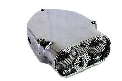 Chrome V-Charger Air Cleaner,for Harley Davidson,by V-Twin