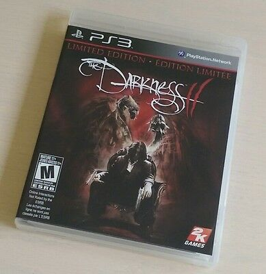 The Darkness 2 (PlayStation 3) PS3 Complete GREAT CONDITION
