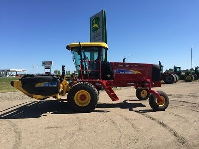 2013 New Holland H8040 Prairie Special Swathers & Windrowers