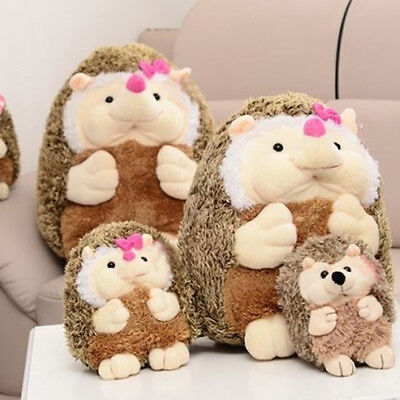 """New Howie Hedgehog Plush Toys Kids Stuffed Animal Toy Doll 7"""" Soft Toy Gift"""