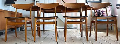 Danish Mid-Century Farstrup #210 Dining Chairs