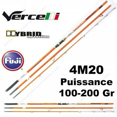 Canne Surfcasting Vercelli Enygma Speciale Surf 4M20
