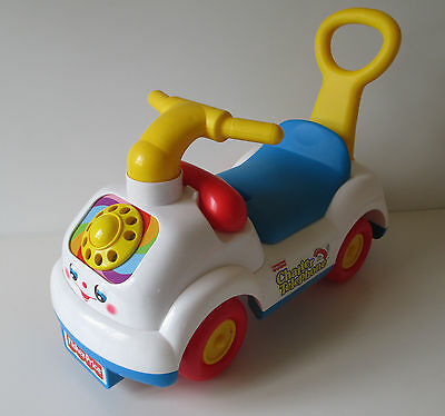 Porteur trotteur Chatter telephone Fisher price