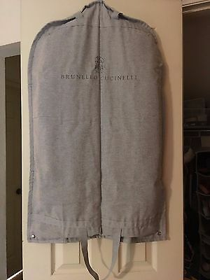 Brunello Cucinelli Canvas Garment Bag Home Accessories Gift