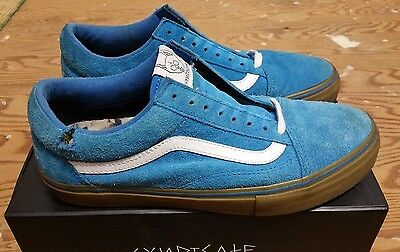 fe10f8138e527a VANS X Golf Wang X Syndicate Old Skool Blue Gum Size 9 supreme odd future