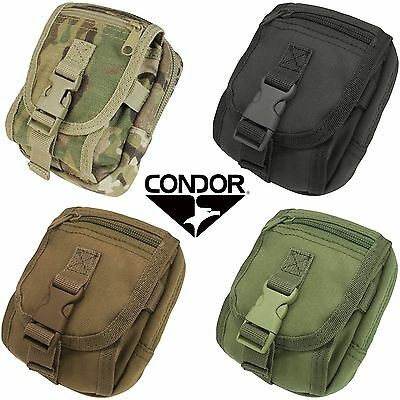 Condor MOLLE Tactical Utility Electronic Device Multi-Purpose Tool Pouch MA26
