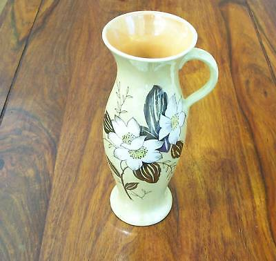 Burleigh English Pottery 9 1/2 inch Lustre Vase.
