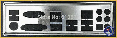 I/O shield back plate of motherboard for Gigabyte GA-Z77X-D3H