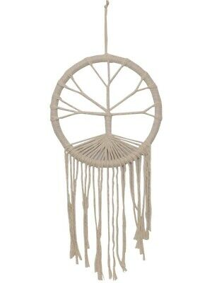 Hippie Boho Rope Tree Of Life Dream Catcher  - Wall Hanging Decor Decorations