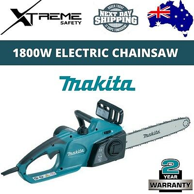 Makita 400mm (16mm) Electric Chainsaw 1800W