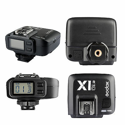 Godox E-TTL 2.4G Wireless Flash Trigger Receiver X1C-R For Canon 5DIII6D 7D 60D