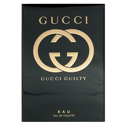 Gucci Guilty Eau for Women 75 ml Eau de Toilette Spray NEU&OVP