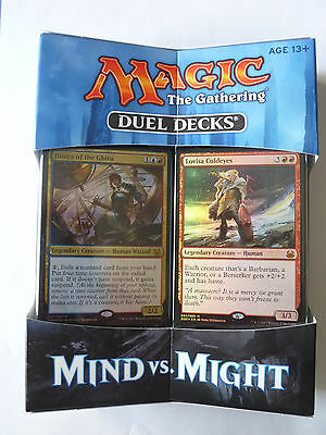 Magic: MIND VS. MIGHT Duel Decks (OVP, Neuware)