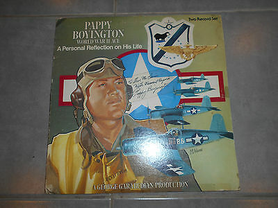 Pappy Boyington-A Personal Reflection On His Life - Vmf-214-Black Sheep Squadron