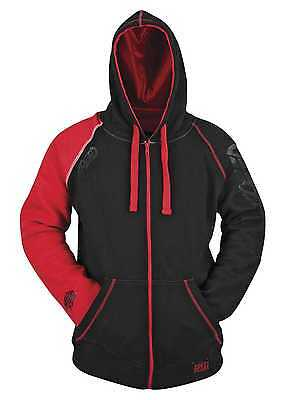 Speed & Strength United By Speed Adult Armored Hoody/Sweatshirt, Red, 2XL/XXL